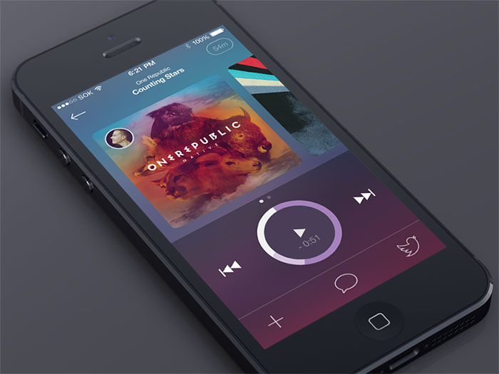 Music player2